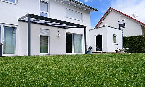 berdachung f r terrassen o p profi. Black Bedroom Furniture Sets. Home Design Ideas