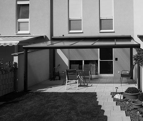 Terrassenüberdachungen Trend Paket