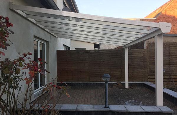 Terrassendach Top-Paket