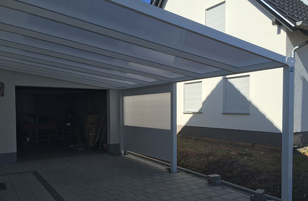 Terrassendach Trend-Paket