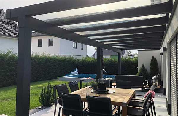 Terrassenüberdachungen Lux Life