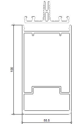 Trend-Paket mit Polycarbonatplatten 8 mm